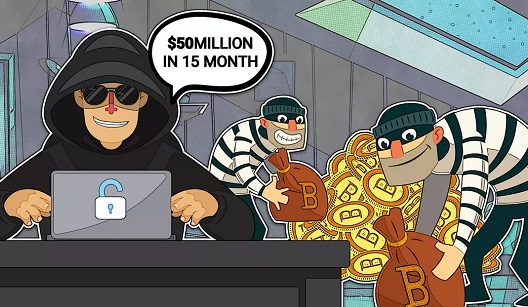 روش جدید هکرها؛ دزدی ارز دیجیتال از طریق هک سیم کارت!
