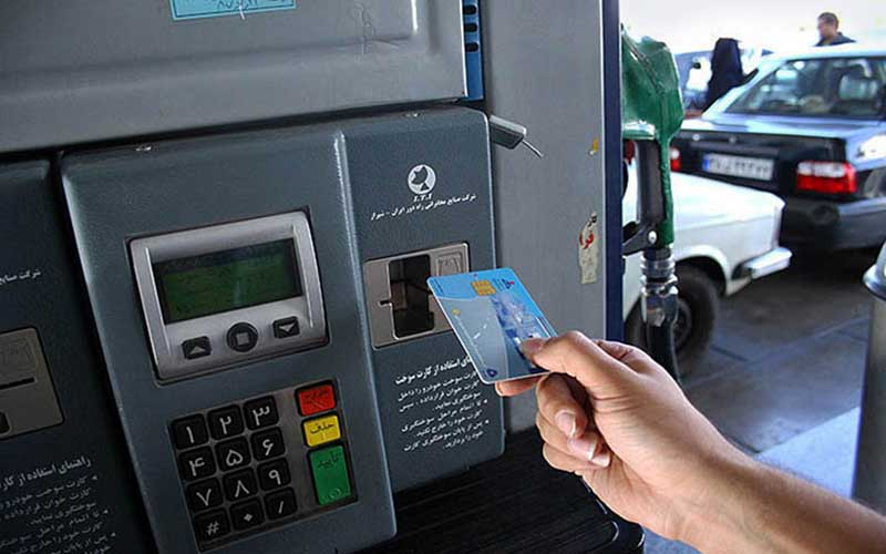 توقف فعلی طرح سهمیهبندی بنزین