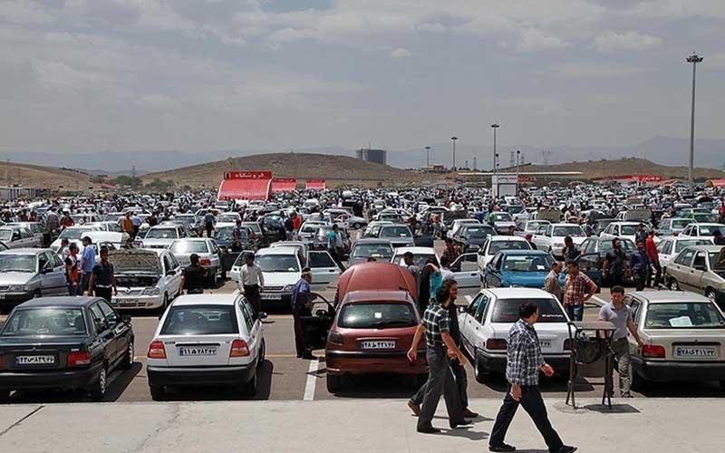 12 هزار میلیارد تومان، نصیب دلالان خودرو
