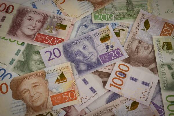 ارزش پول ملی سوئد در کف ۱۰ سال اخیر
