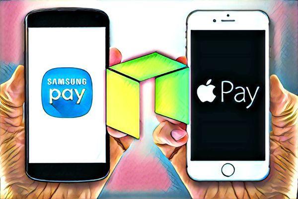 امکان استفاده از ارز دیجیتال نئو (NEO) با سرویس پرداخت اپل و سامسونگ