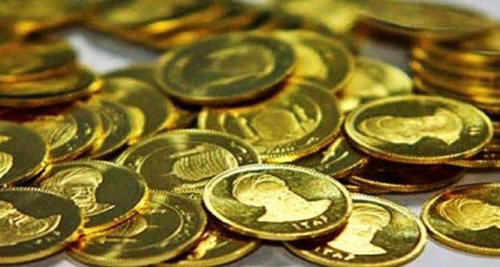 افت قیمت سکه با توجه به افزایش قیمت انس