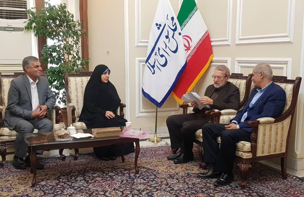 دکتر علی لاریجانی ریاست محترم مجلس شورای اسلامی و نمایندگان کمیسیون ارزش افزوده صنف طلا