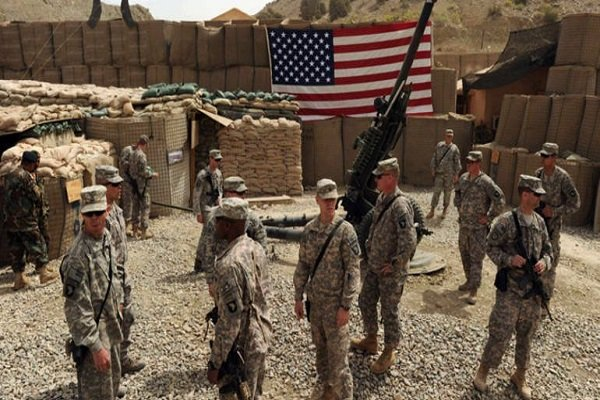 آمریکا حمله به پایگاه نظامی خود در شمال بغداد را تأیید کرد