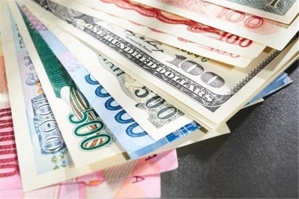 افزایش نرخ رسمی یورو و پوند/ قیمت ۱۰ ارزبانکی ثابت ماند