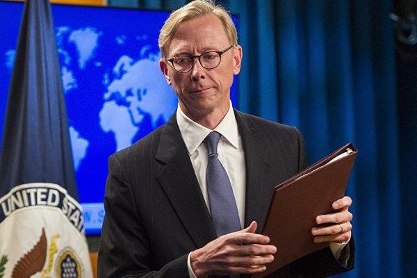 هوک: خروج امریکا از برجام ضروری بود