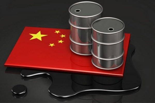 واردات ماهانه نفت خام چین به ۴۰.۱ میلیون تن رسید