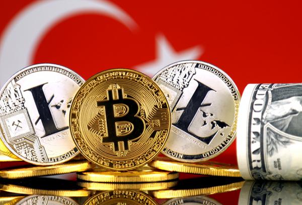 علاقه شدید مردم ترکیه به ارزهای دیجیتال در مقایسه با سایر کشورهای اروپایی