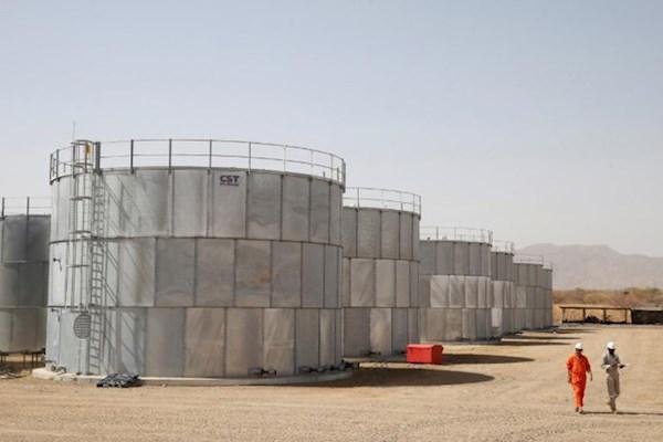 رکورد دو ساله نفت خام در مخازن شناور شکسته شد