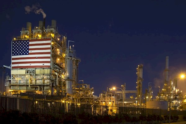 واردات نفت امریکا از اوپک به کمترین رقمِ 30 ساله رسید