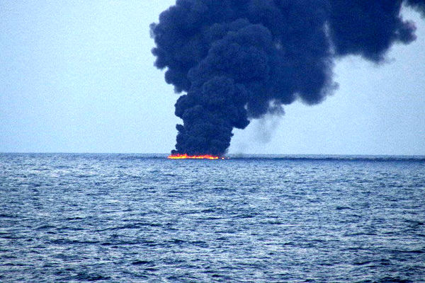 ژاپن: شواهد آمریکا در مورد حمله ایران به نفتکش ها را قبول نداریم