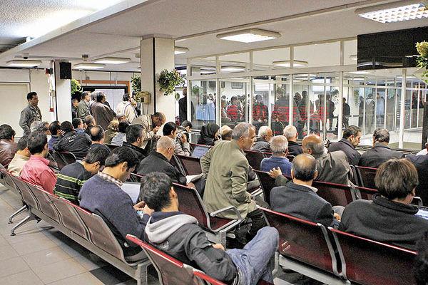 رنگآمیزی بازار پایه فرابورس ایران به تعویق افتاد