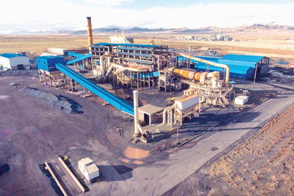 گزارش مجمع عمومی عادی سالیانه شرکت توسعه معدنی و صنعتی صبانور