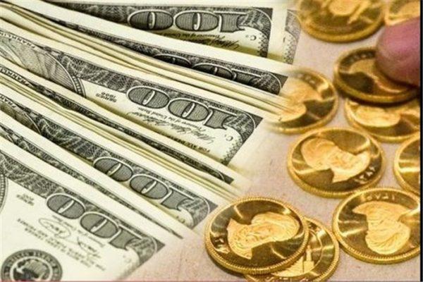 سکه به پایینترین قیمت یک ماه اخیر رسید / تست کف قیمتی در بازار ارز