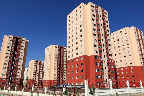 افزایش سقف تسهیلات ۲۰۲ هزار پروژه مسکن مهر