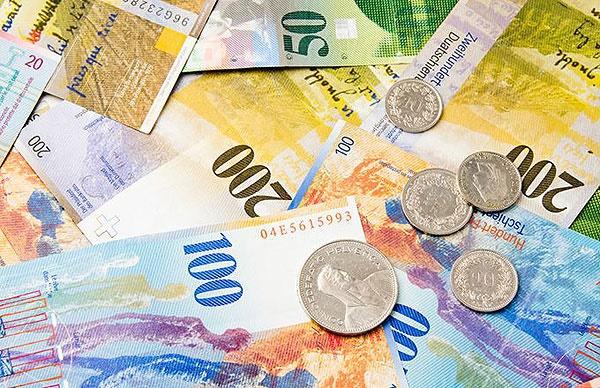 پول سوییس و ۲۲ ارز دیگر افزایش قیمت داشتند / نرخ بانک مرکزی برای دلار و ۴۶ ارز دیگر (۹۸/۵/۸)