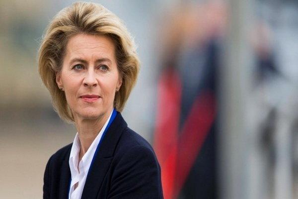 فون درلاین رییس جدید کمیسیون اروپا شد