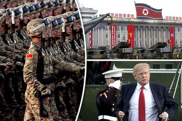 تاکید چین به آمریکا درباره کاهش تحریمها علیه کره شمالی در زمان مناسب