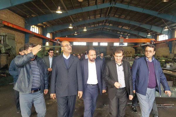 تخصیص 21 هزار میلیارد ریال تسهیلات به طرحهای تولیدی کرمانشاه