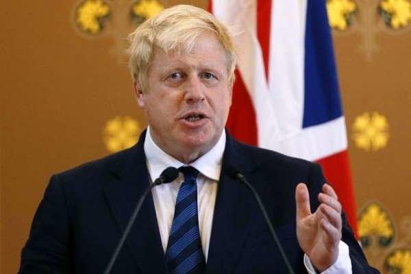 جانسون حاضر به حمایت از سفیر انگلیس در برابر ترامپ نشد
