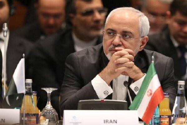 ظریف در سازمان ملل: مردم ایران در برابر وحشیانهترین تروریسم اقتصادی قرار گرفتهاند