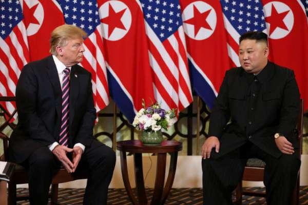 دیدار مقام های امریکا و کره شمالی در مرز دو کره