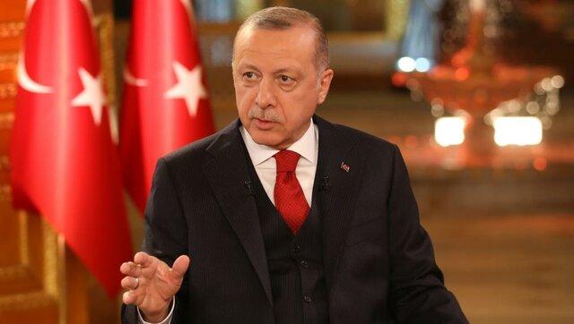 اردوغان: ژاپن خواستار کمک ترکیه در حل اختلافات ایران و امریکا است