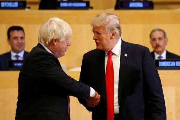 جانسون و ترامپ؛ تجسم حسرت برای نظام استعمار