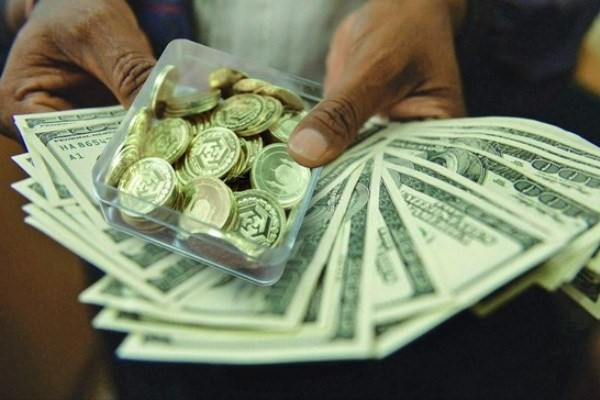 دلار و سکه، ترمز خودرو را بریدند
