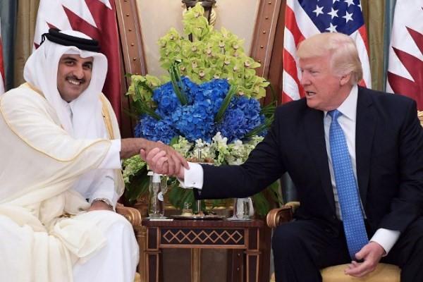 ترامپ چشمداشت خود به پول قطر را علنی کرد