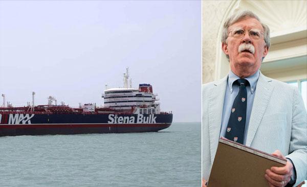 گاردین: بولتون عامل توقیف نفتکش ایران بود/ لندن کورکورانه به ساز واشنگتن میرقصد