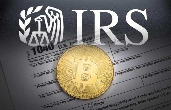 هشدار آژانس خدمات درآمد داخلی (IRS) به سرمایهگذاران ارزهای دیجیتال