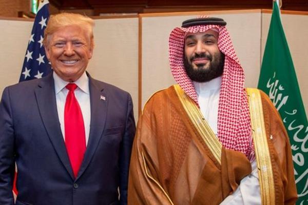 سنا در لغو وتوی ترامپ درباره منع فروش تسلیحات به عربستان موفق نشد