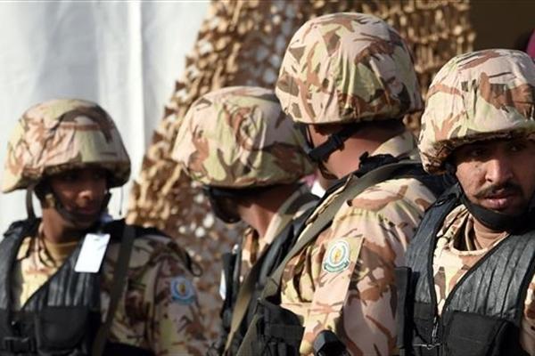 آغاز رزمایش نظامی مشترک عربستان و امریکا