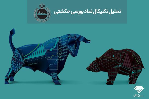 تحلیل تکنیکال حکشتی (کشتیرانی جمهوری اسلامی ایران) به همراه نمودار