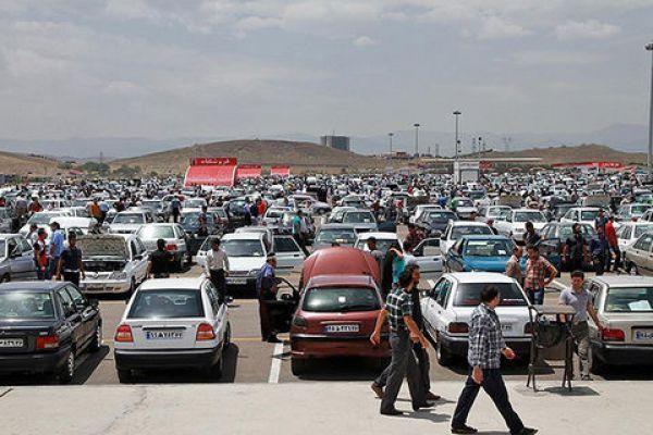 تداوم افت قیمتها در بازار خودرو