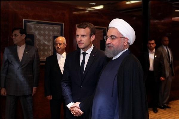 سفر عراقچی به پاریس برای تحویل پیام روحانی به ماکرون