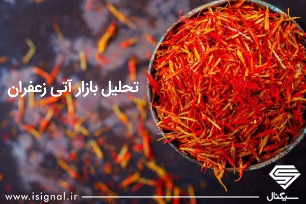 بازار آتی زعفران در هفته ای که گذشت (هفته اول شهریور ماه 1398)