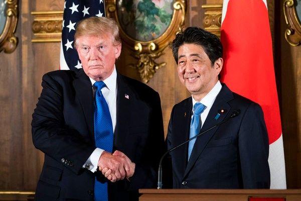 ترامپ برای خرید محصولات کشاورزان امریکا دست به دامن ژاپن شد