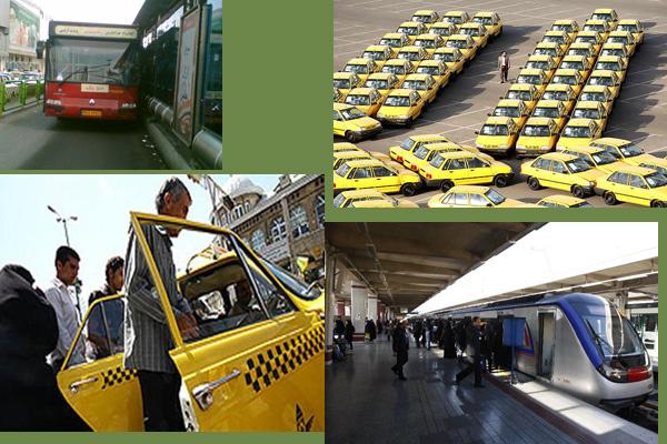 ارایه کارت اعتباری معیشتی به رانندگان فعال حمل و نقل عمومی شهری