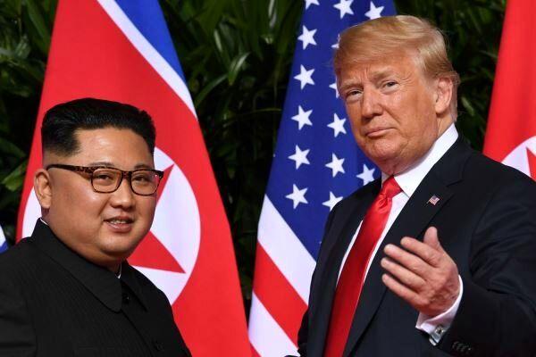 ترامپ برای دیدار مجدد با رهبر کره شمالی ابراز تمایل کرد
