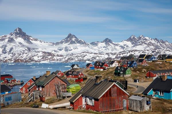 خرید گرینلند برای ترامپ چه قدر اب می خورد؟