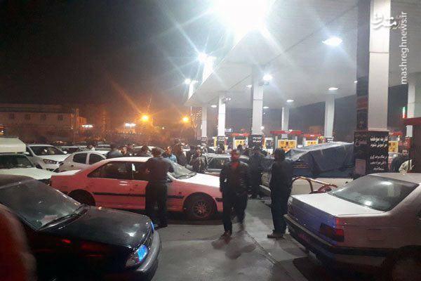 مردم نگران دریافت بنزین نباشند