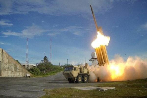 واکنش چین به ازمایش موشکی امریکا