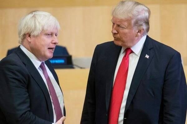لندن در دام کاخ سفید؛ ترامپ با جانسون تلفنی گفت وگو کرد