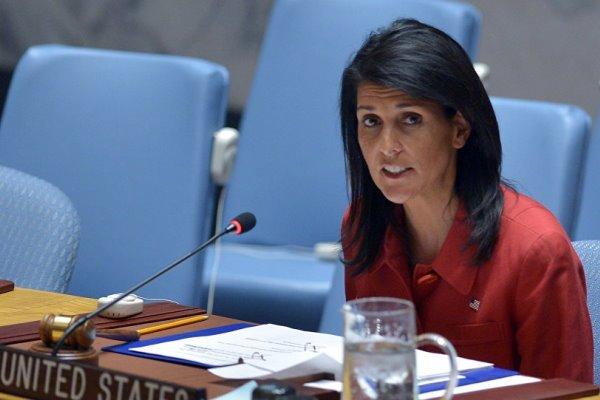 نماینده جدید امریکا در سازمان ملل، مشخص شد