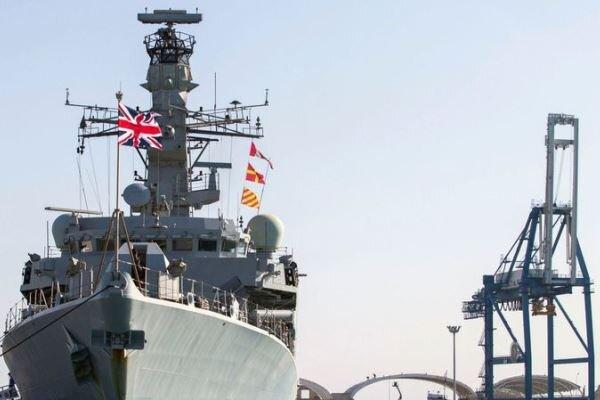 اعلام امادگی انگلیس برای پیوستن به ائتلاف دریایی امریکا