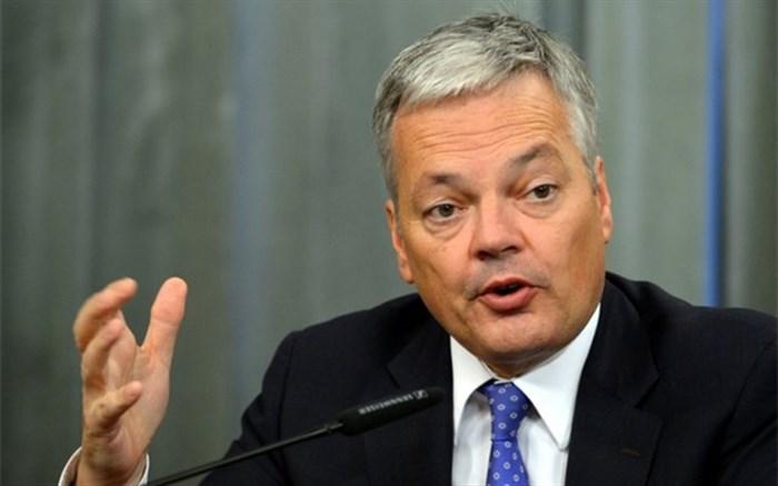 وزیر خارجه بلژیک: گفتوگوی دیپلماتیک با ایران اولویت اتحادیه اروپاست