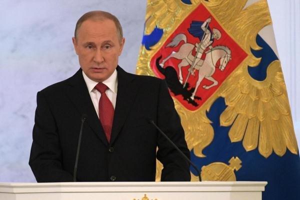پوتین: روسیه دربرابر برنامه های موشکی امریکا دست به اقدام متقابل می زند
