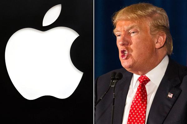 ترامپ از اپل خواست چین را ترک کند